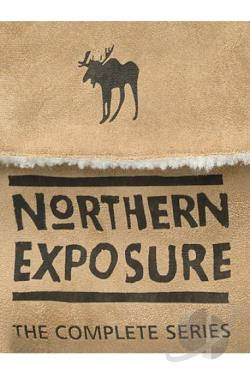 Northern Exposure - The Complete Series DVD Cover Art