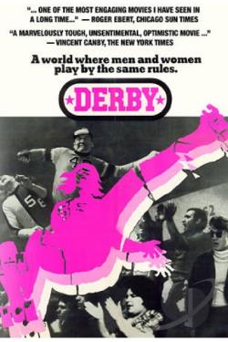 Derby DVD Cover Art