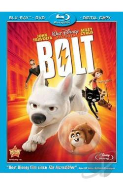 Bolt BRAY Cover Art