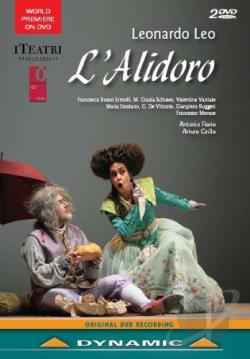 L Alidoro DVD Cover Art