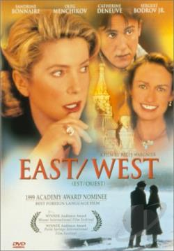 East-West DVD Cover Art