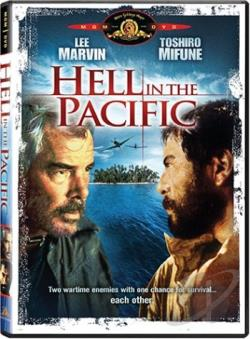 Hell in the Pacific DVD Cover Art