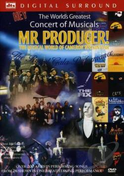 Hey Mr Producer: TV Show DVD Cover Art