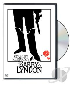 Barry Lyndon DVD Cover Art