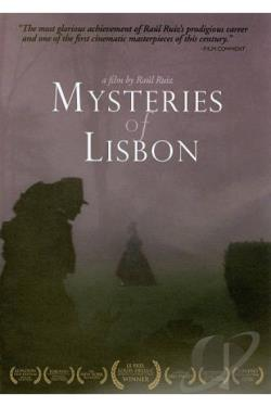 Mysteries of Lisbon DVD Cover Art
