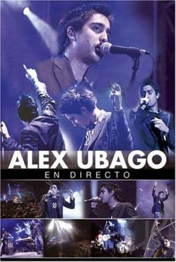 Alex Ubago - En Directo DVD Cover Art