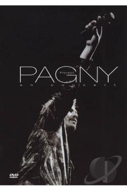 Florent Pagny: En Concert DVD Cover Art