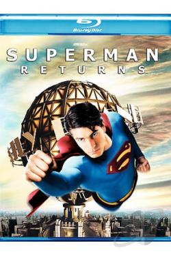 Superman Returns BRAY Cover Art