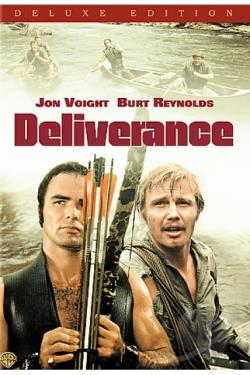 Deliverance DVD Cover Art