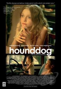 Hounddog DVD Cover Art