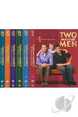 Two and a Half Men: The Complete Seasons 1-6 movie