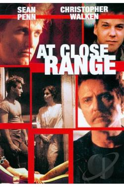 At Close Range DVD Cover Art