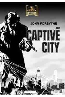 Captive City DVD Cover Art