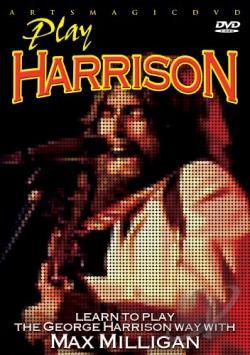 Play Harrison DVD Cover Art