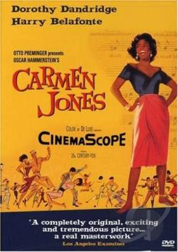 Carmen Jones DVD Cover Art