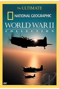 National Geographic's Ultimate WWII Collection DVD Cover Art
