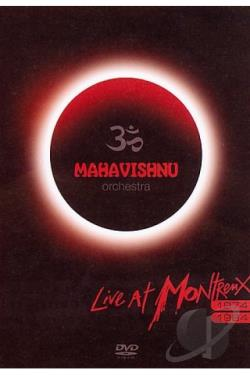 Mahavishnu Orchestra - Live At Montreux 1974-1984 DVD Cover Art