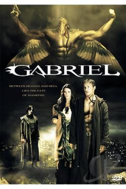 Gabriel DVD Cover Art