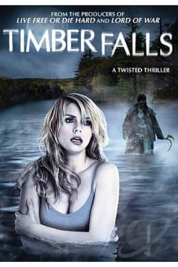 Timber Falls DVD Cover Art