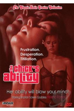 Chick's Ability DVD Cover Art