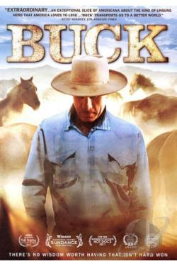 Buck DVD Cover Art