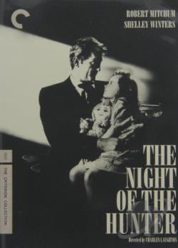 Night of the Hunter DVD Cover Art