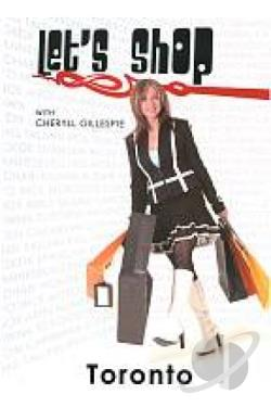 Let's Shop: Toronto DVD Cover Art