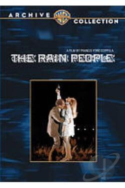 Rain People DVD Cover Art