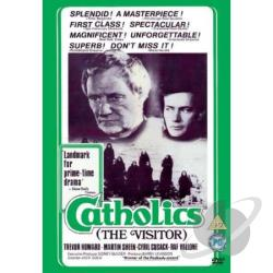 Catholics DVD Cover Art