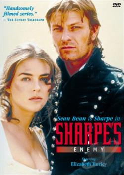 Sharpe's Enemy DVD Cover Art