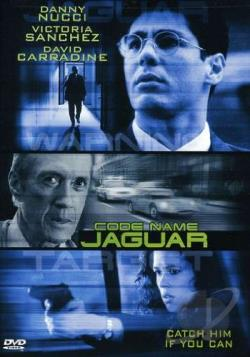 Code Name: Jaguar DVD Cover Art