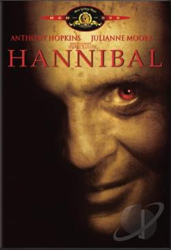 Hannibal DVD Cover Art