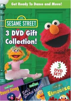 Sesame Street - Dance and Move Box Set movie