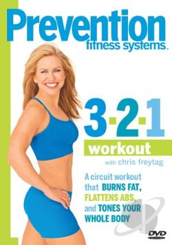 Prevention Fitness Systems - Express Workout: 3-2-1 Workout DVD Cover Art