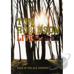 Tom Robinson: Back In The Old Country DVD Cover Art