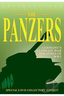 Panzers DVD Cover Art