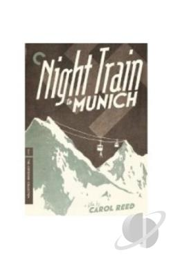Night Train to Munich DVD Cover Art