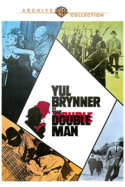 Double Man DVD Cover Art