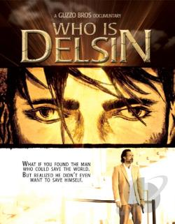Who is Delsin? DVD Cover Art