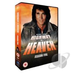 Highway To Heaven: Season 5 DVD Cover Art