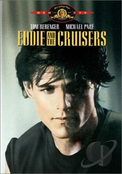 Eddie and the Cruisers DVD Cover Art