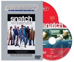 Snatch DVD Cover Art