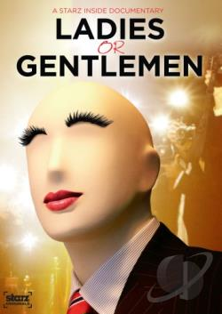 Ladies or Gentlemen DVD Cover Art