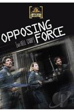 Opposing Force DVD Cover Art