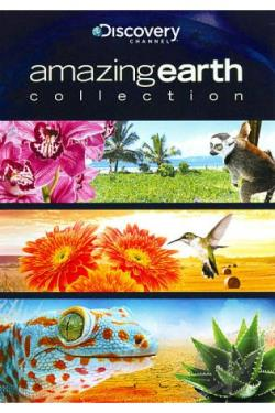 Amazing Earth Collection DVD Cover Art