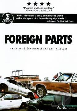 Foreign Parts DVD Cover Art