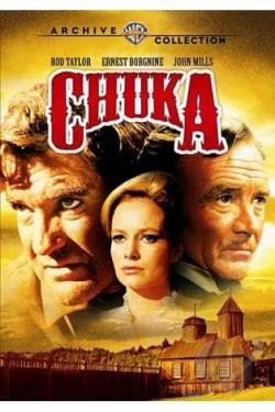 Chuka DVD Cover Art