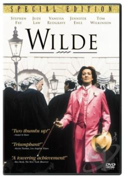 Wilde DVD Cover Art