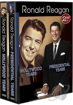 Ronald Reagan: His Life And Times DVD Cover Art