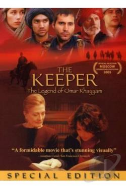 Keeper: The Legend of Omar Khayyam DVD Cover Art